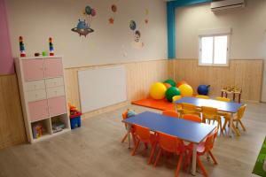 Aula infantil de 1 a 2 años